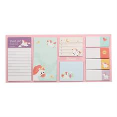 Cahier Little Lovely A5 Unicorn