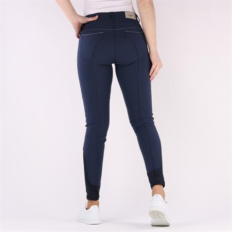 Legging d'Équitation Epplejeck Illustris Full Grip Enfants