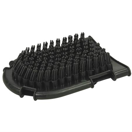 Toy Horse Appaloosa Black